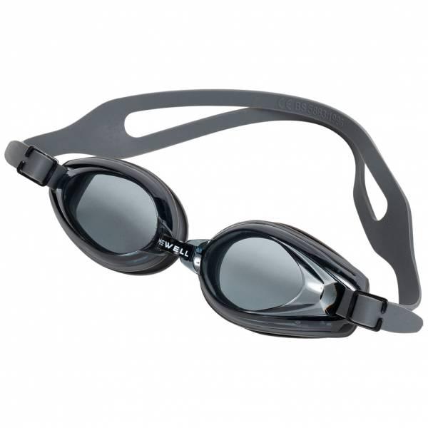 McWell Adultes Lunettes de natation MC016419-GR