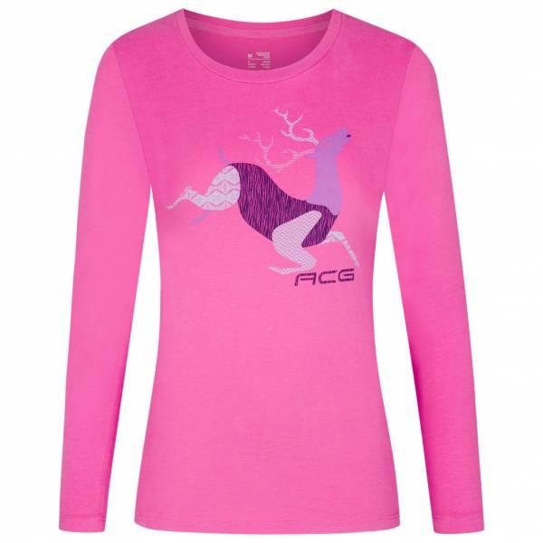 Nike ACG Deer T-shirt Women Long Sleeve Shirt 259252-667