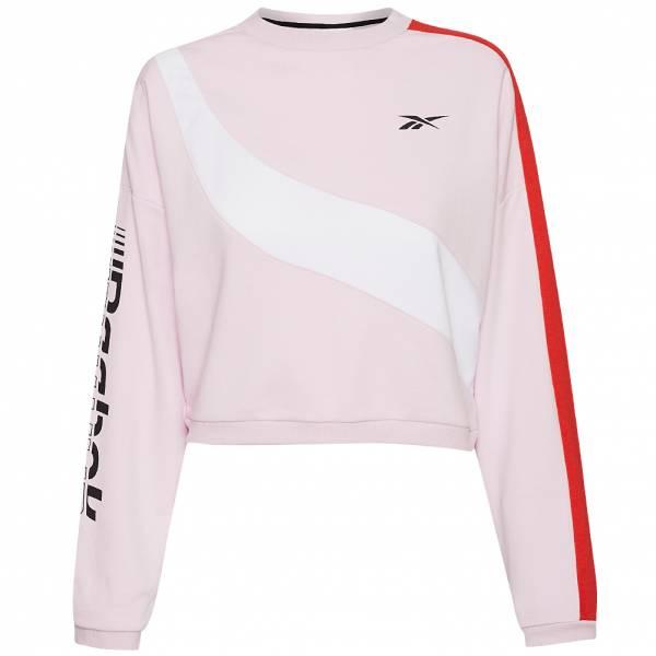 Reebok Workout Ready Meet You There Damen Sweatshirt FJ2716