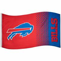 Buffalo Bills NFL Fahne Fade Flag FLG53NFLFADEBB