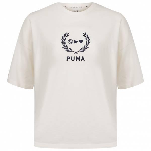 PUMA x Selena Gomez Mujer Oversized Camiseta 597015-01