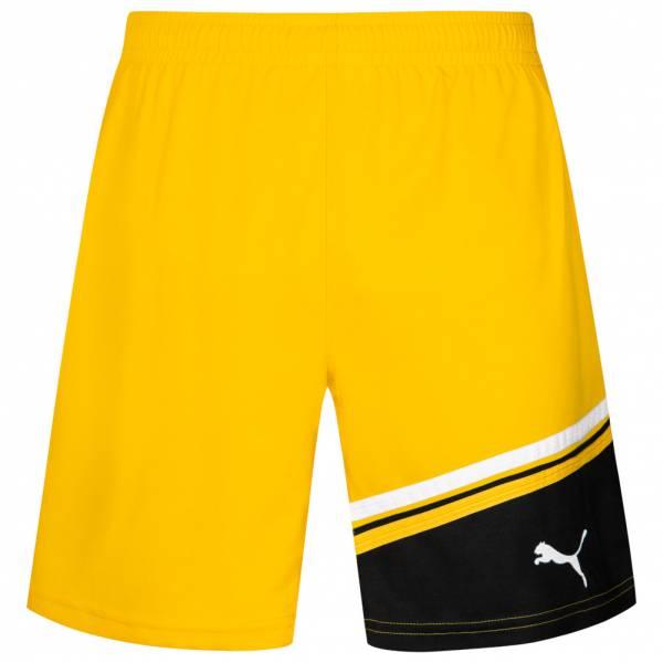 PUMA King Herren Fußball Shorts mit Innenhose 700999-07