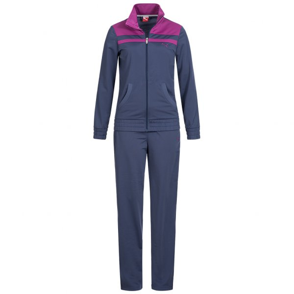 PUMA Damen Trainingsanzug Essentials Poly Suit 831822-15