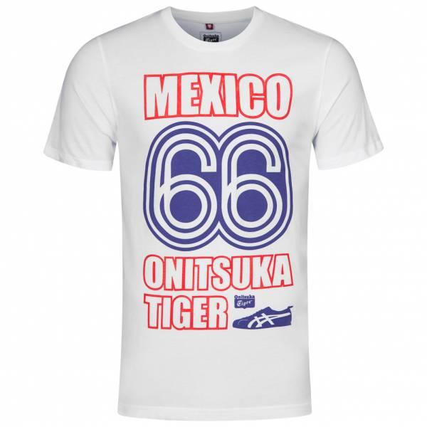 ASICS Onitsuka Tiger Mexico 66 Herren T-Shirt 122726-0001