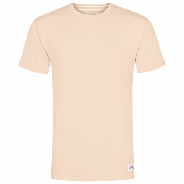 Mitchell & Ness Tailored Herren T-Shirt TAILTEE-TAN