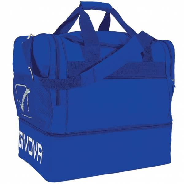 Givova Borsa Fussball Tasche blau