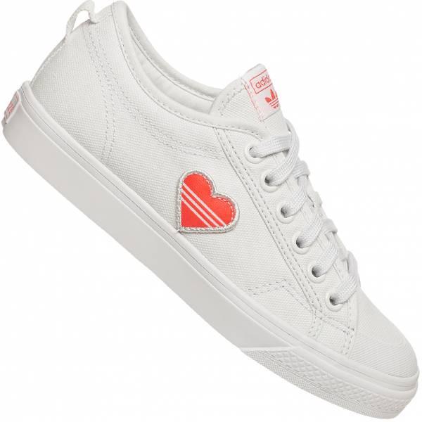 adidas Originals Nizza Trefoil Damen Sneaker EF5074