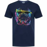 GOZOO x Star Wars Neon Stormtrooper Herren T-Shirt GZ-1-STA-372-M-NB-1