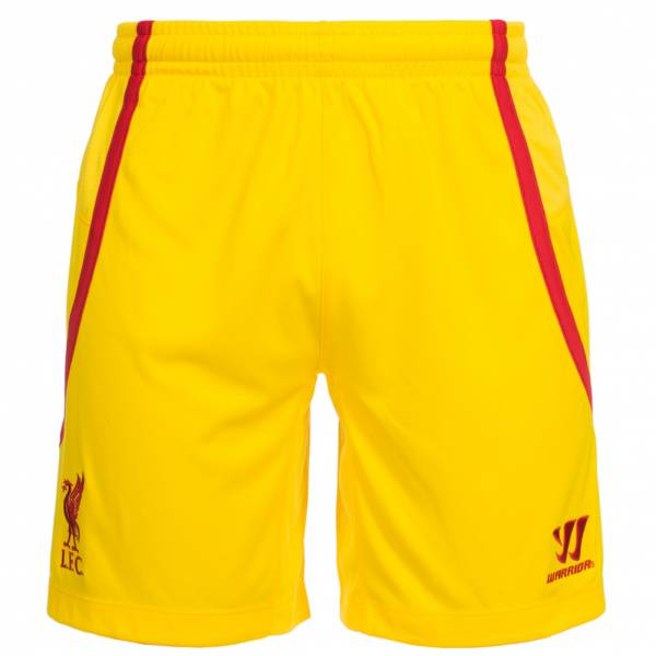 Shorts per bambini del Liverpool FC Warrior Away WSSJ402-CYL