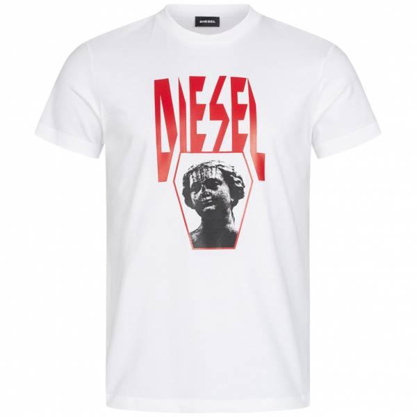 Diesel T-Diego-Yenew Herren T-Shirt 00SK5T RPATI 100