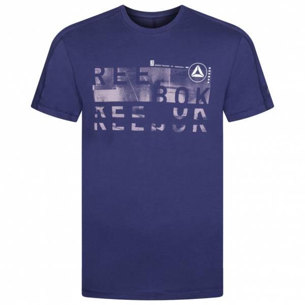 Reebok One Series Training Speedwick Graphic Herren T-Shirt EC1025