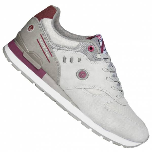 NAVY SAIL Grit Cremisi Herren Sneaker NSM01300501