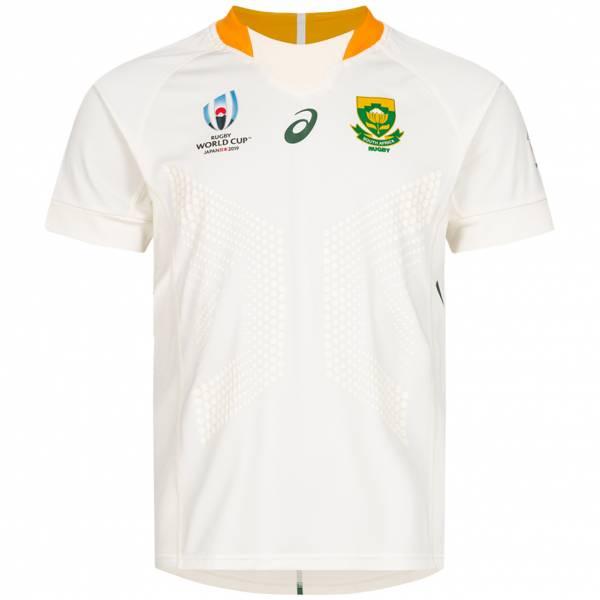 Südafrika ASICS Rugby World Cup Herren Auswärts Trikot 2111A135-250