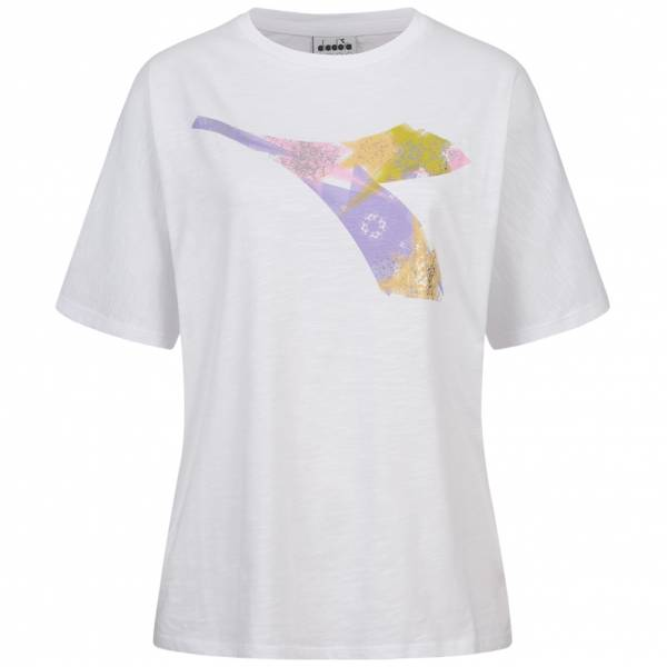 Diadora Fregio Femmes T-shirt 102.174276-20002