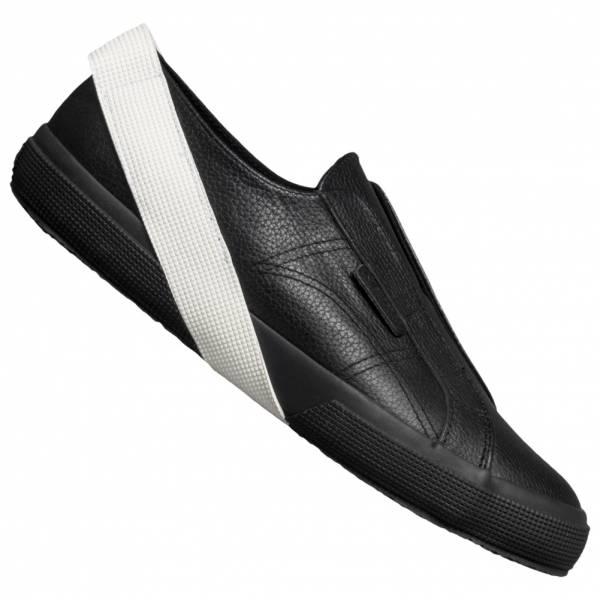 SUPERGA Leam Seok Herren Leder Sneaker S00CLI0YGS005