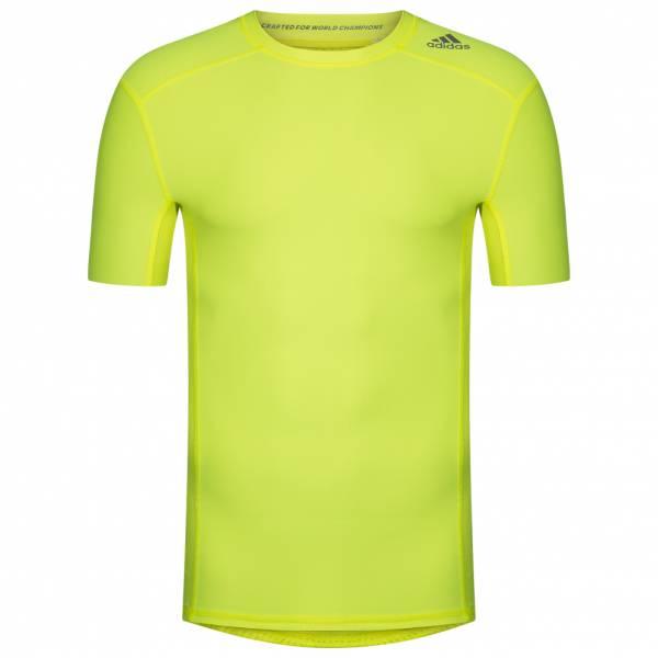 adidas Performance Techfit Chill Herren Kompressions Shirt S95724