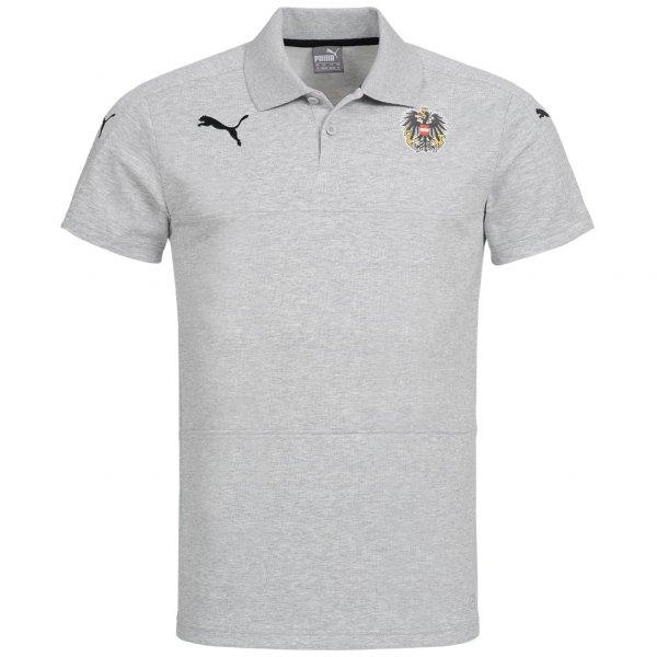 Österreich PUMA Herren Fan Polo-Shirt 748696-21