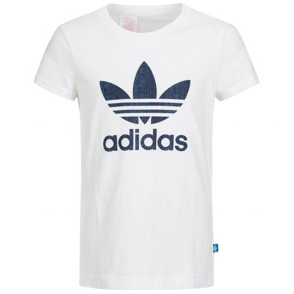 adidas J Denim Kinder T-Shirt AJ0055