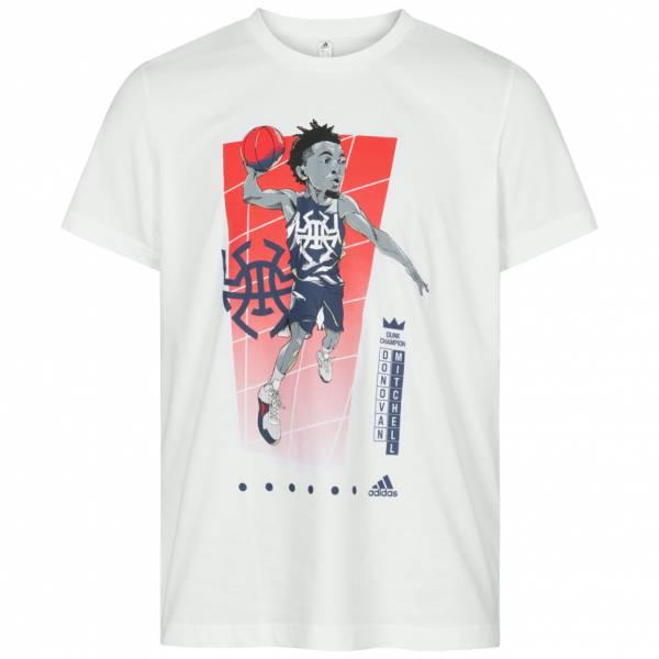 adidas x Donovan Geek Up Herren T-Shirt FM4760