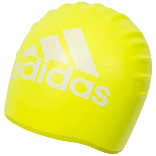 adidas Silicone Graphic Cap Swimming Cap AJ8655