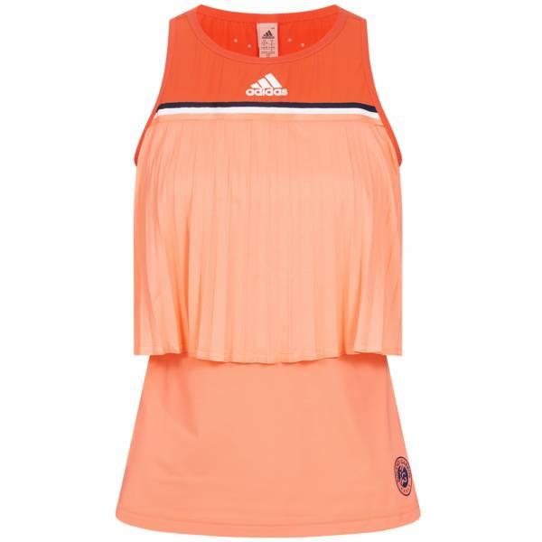 adidas Roland Garros Damen Tennis Tank Top Shirt CE4631