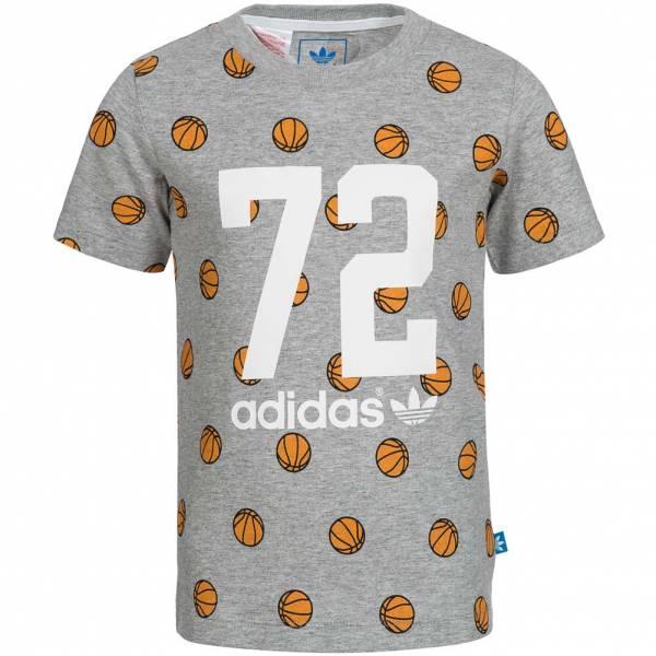 adidas BBall Baby T-Shirt AJ0222