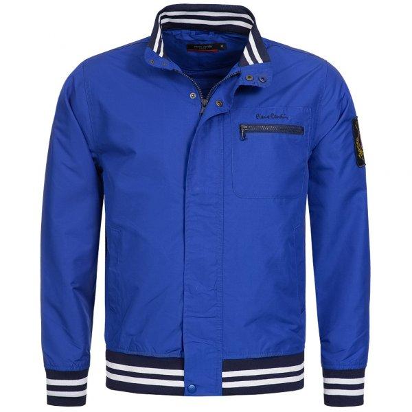 Pierre Cardin Herren Windbreaker Jacke blau