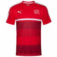 Schweiz PUMA Trainings Trikot 748707-11