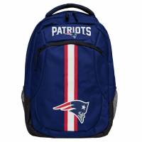 New England Patriots NFL Action Fan Rucksack BPNFACTNP