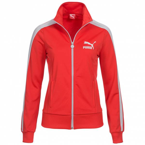 PUMA Heroes T7 Track Top Jacket Damen Trainingsjacke 557874-40