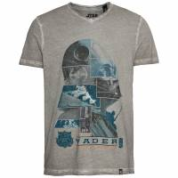 GOZOO x Star Wars The Dark Side of the Force Herren T-Shirt GZ-1-STA-492-M-OD-1