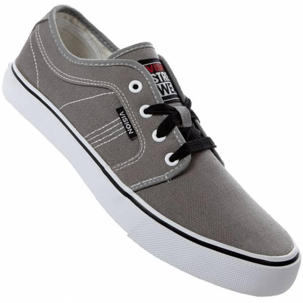 Vision Street Wear Optic 13 Canvas Men Sneakers 246018-PEWTER