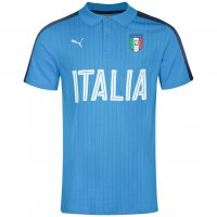 Italien PUMA Herren Fan Polo-Shirt 749104-07
