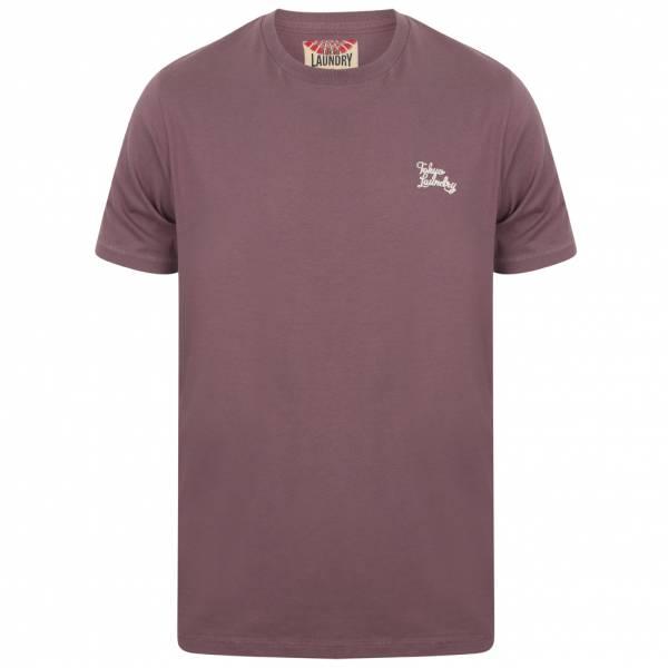Tokyo Laundry Montecarlo Crew Neck Herren T-Shirt 1C10912R Black Pum