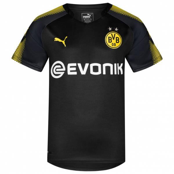 BVB 09 Borussia Dortmund PUMA Kinder Auswärts Trikot
