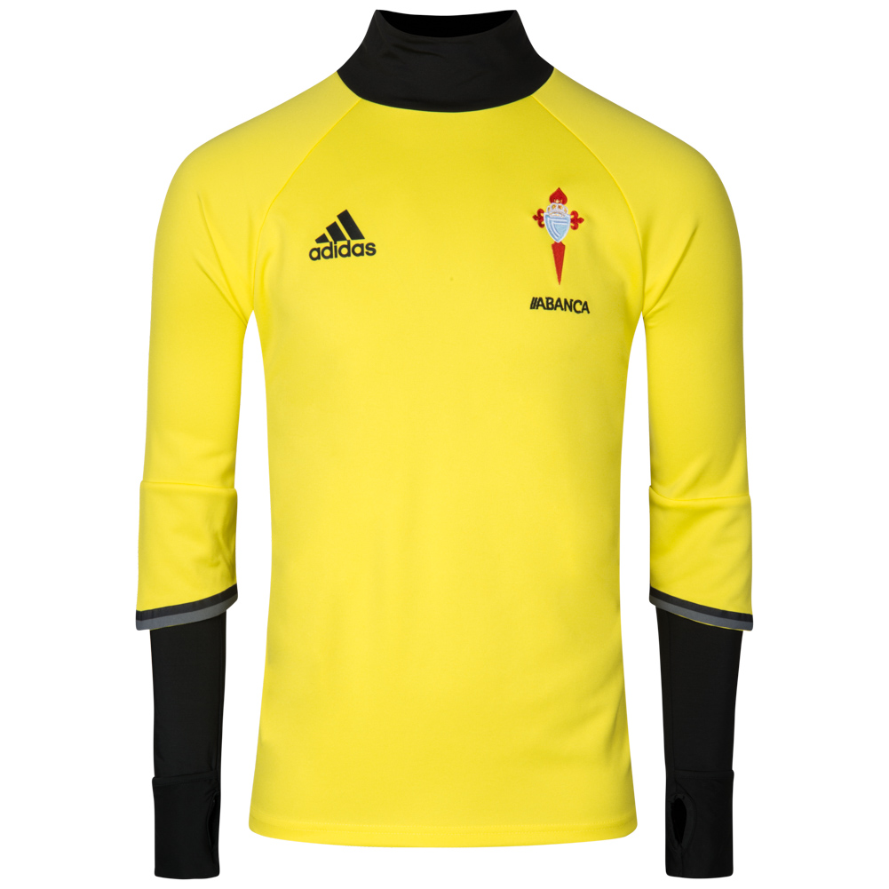 Celta Vigo adidas Men's Training Sweatshirt Adizero BH2040