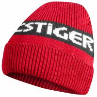 ASICS Tiger BL Logo Beanie Winter Hat 3191A006-600