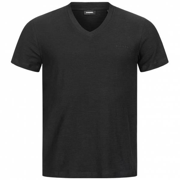 Diesel T-RANIS Hommes T-shirt à col en V 00SH6A 0QAQU-900