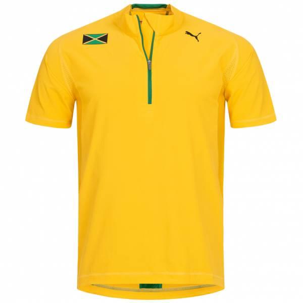 Jamaica PUMA 1/2-Zip Herren Shirt 502796-01