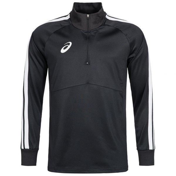 ASICS Herren 1/2 Zip Sweatshirt Langarm Oberteil 132756-0904