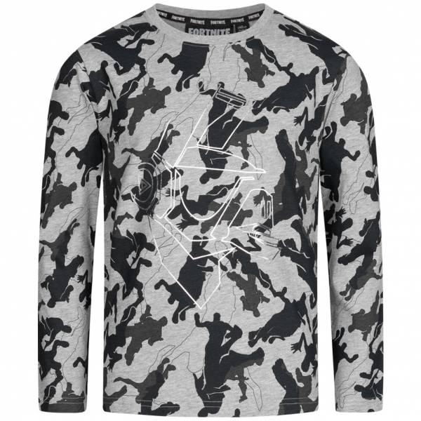 FORTNITE Camouflage DJ Yonder Bambini Maglia a maniche lunghe 6-034 / 2885