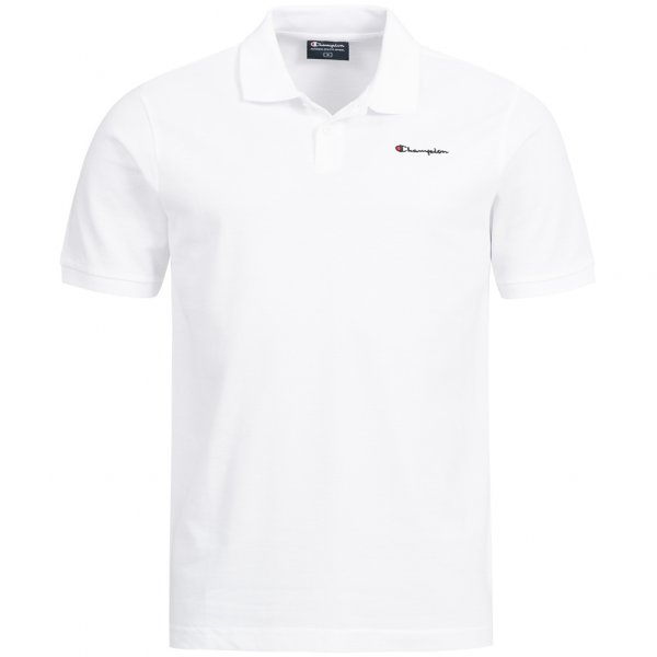 Champion Herren Polo-Shirt Axil weiß