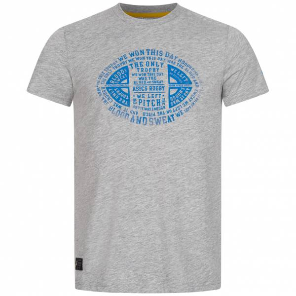 Südafrika ASICS Graphic Herren Rugby T-Shirt 122956SR-0714