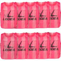 Legea Pack of 10 Training Bibs C140-0006