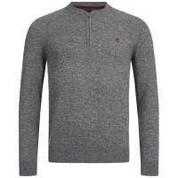 Timberland Jones Brook Merino Herren 1/2-Zip Sweatshirt A1QDK-010