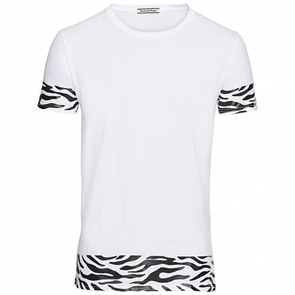 ASICS Onitsuka Tiger Graphic Print Herren T-Shirt OKT084-0001