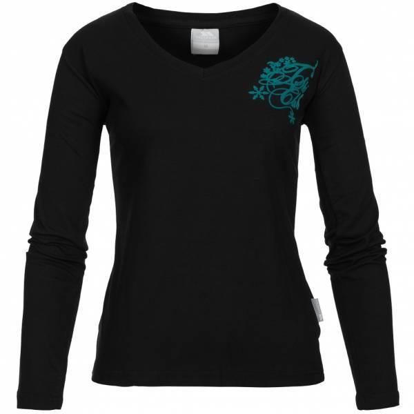TRESPASS Damen Langarm Shirt