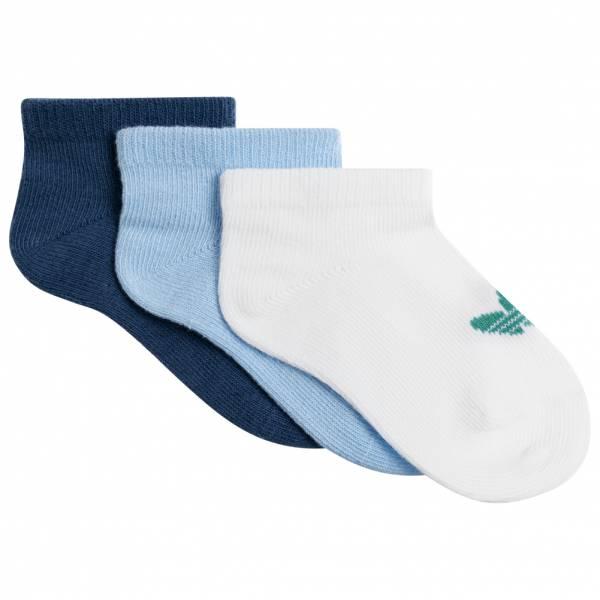 adidas Originals Liner Kleinkinder Socken 3 Paar FL9640