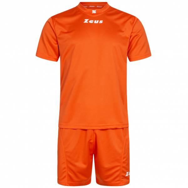 Zeus Kit Promo Ensemble de foot 2 pièces orange