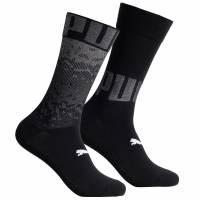 PUMA Black 2 Paar Socken 292001001-200